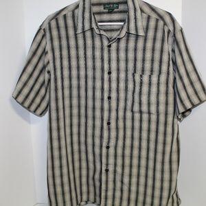 Men's short sleeve shirt David Taylor